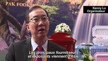 """""""Vers l'au-delà"""" au salon funéraire de Hong Kong"""
