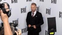 Sting 67th Annual BMI Pop Awards
