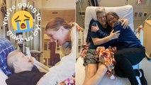 Woman Pretending To Be Nurse Surprises Best Friend In Hospital