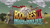 Rock of Ages 2 - Bande-annonce Switch