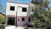 Ordu'da Heyelan; 3 Ev Çöktü, Mahalleli Evlerini Boşaltıyor