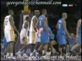 Dwight Howard block On Kobe Bryant