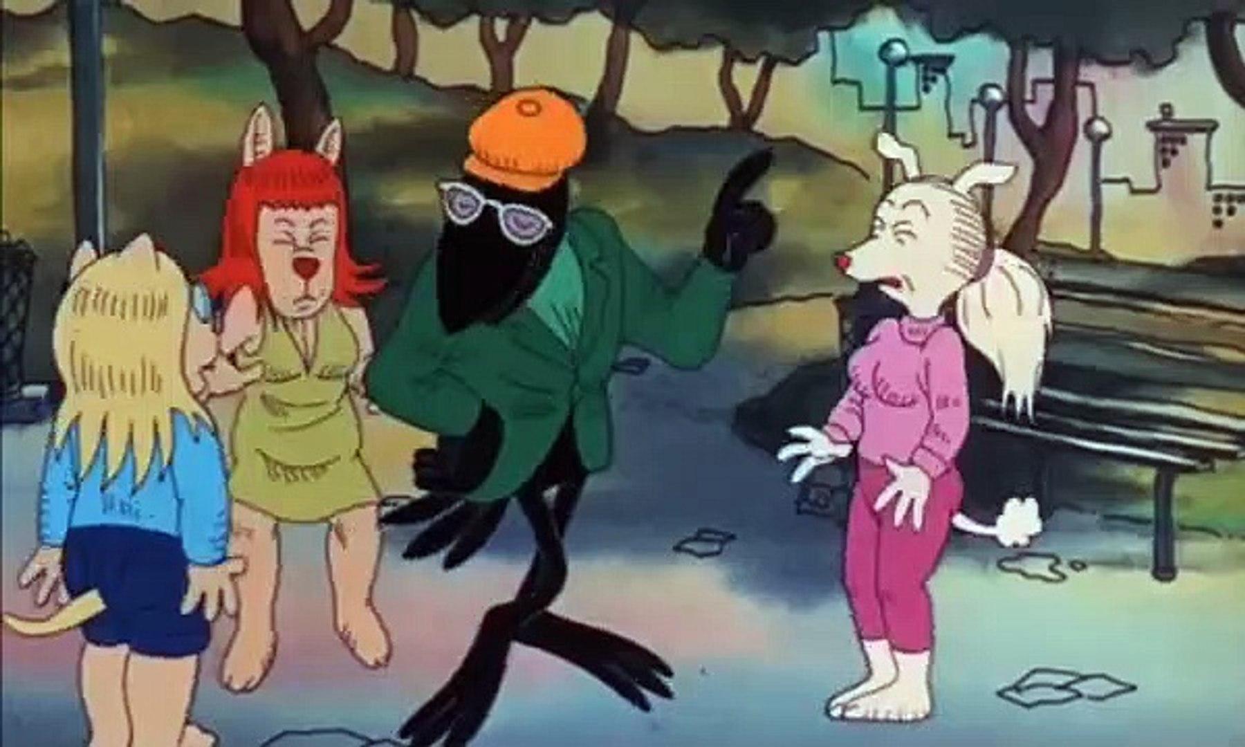 Fritz The Cat Sex Scenes