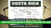 Online Costa Rica: The Complete Guide: Ecotourism in Costa Rica (Color Travel Guide)  For Trial