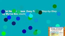 Trial New Releases  Easy French Step-by-Step by Myrna Bell Rochester