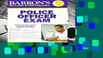 About For Books  Police Officer Exam (Barron s Police Officer Exam)  Review