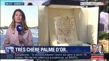 Festival de Cannes: savez-vous combien coûte la Palme d'or?