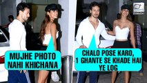 What Tiger Shroff Did When Disha Patani Avoids Media Will Blow Your Mind