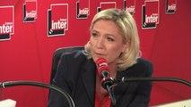 """Marine Le Pen, à propos de son selfie avec un suprémaciste estonien """"c'est un geste qui veut dire ok pour les 7 milliards de personnes qui vivent sur la planète"""""""