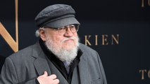 George R.R. Martin Shuts Down Rumor Of Finished Books