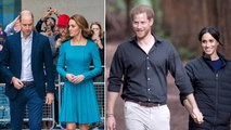 Prince William & Kate Middleton Visit Prince Harry & Meghan Markle's Son Archie