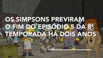 Game of Thrones: Os Simpsons previram o fim do episódio 5 da 8ª temporada há dois anos