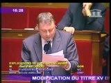 Enculage des citoyens par 1 majorité UMP-PS