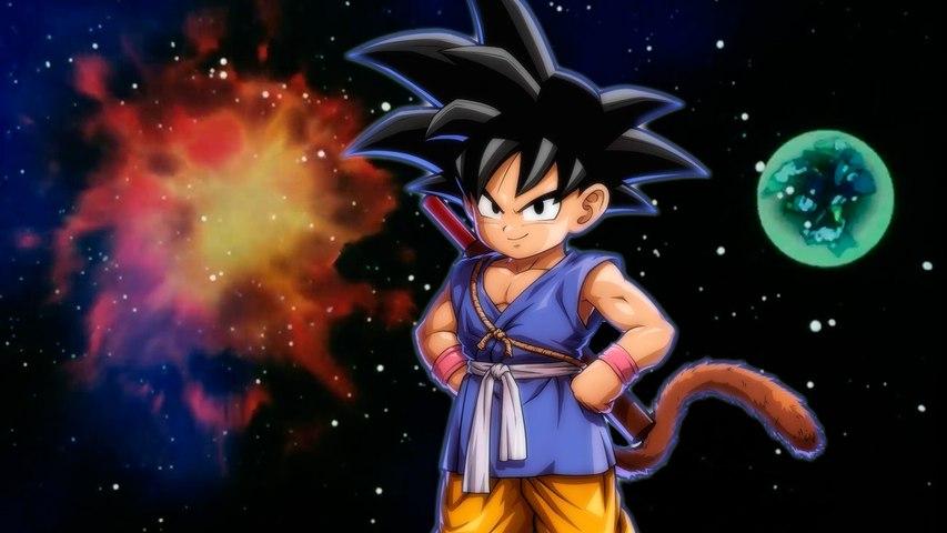 El regreso de Goku GT y el tour mundial de Dragon Ball