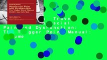Full E-book  Travell  Simons' Myofascial Pain and Dysfunction: The Trigger Point Manual: Volume