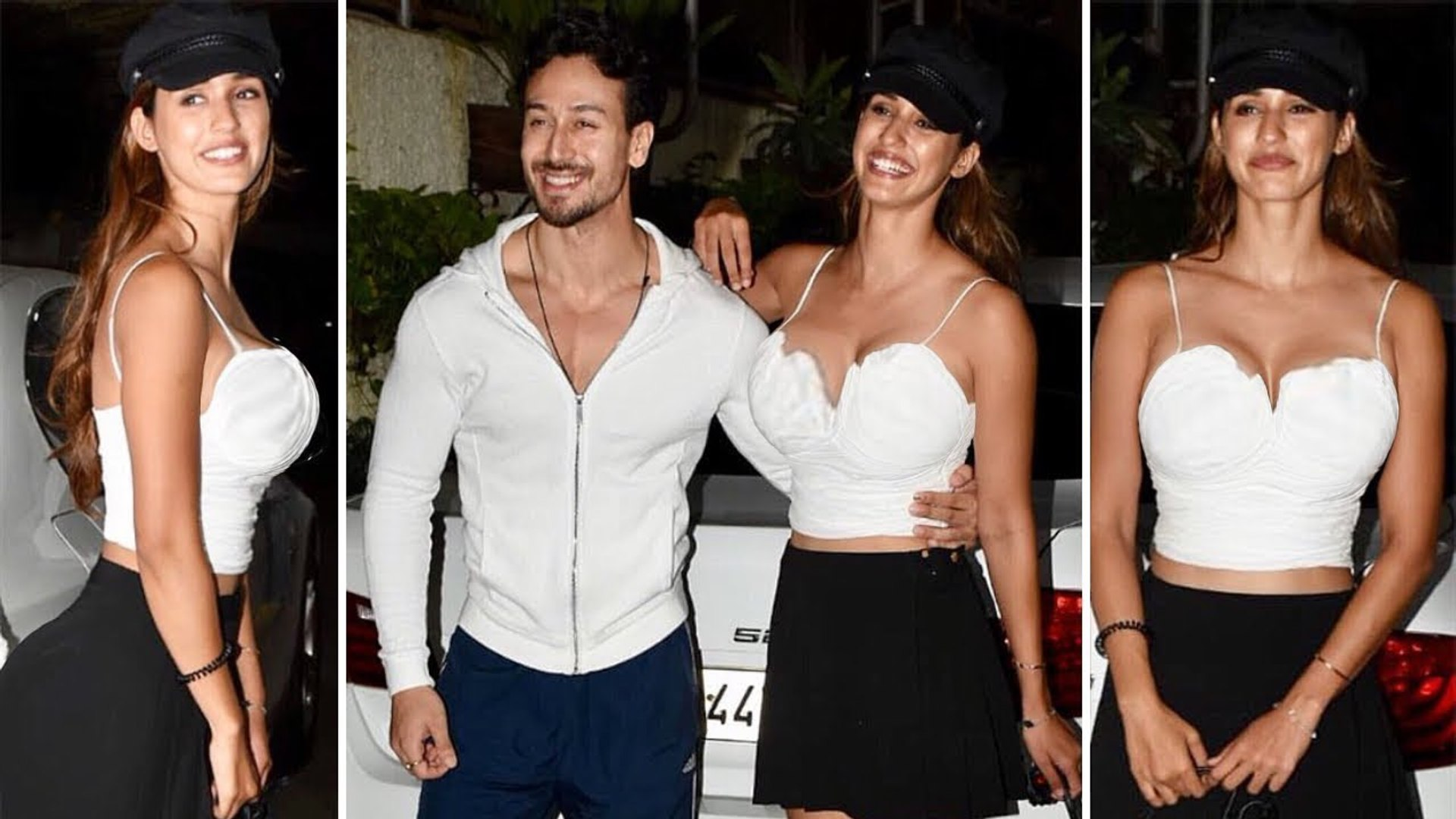 Tiger Shroff Hosts Special Screening Of 'Student Of The Year 2' For Disha Patani
