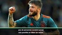 """Ajax - Schöne : """"J'espère que la plupart de nos joueurs resteront"""""""