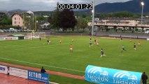 Les buts de la rencontre Thonon Evian - US Annecy le Vieux