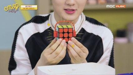 [Idol talkTV MSG EP.06] 큐브 부자 베리베리 용승이의 큐브 컬렉션!