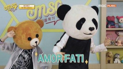 [Idol talkTV MSG EP.06] 벨벨이들 이렇게 귀엽긔 있긔? 동물 탈쓰고 ↖아~모르~파뤼↗
