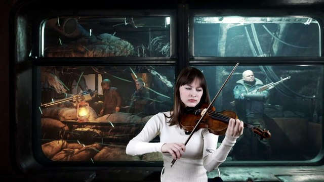 Metro Exodus Overture music ost on violin
