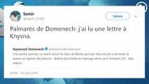 Raymond Domenech se fait fumer sur Twitter