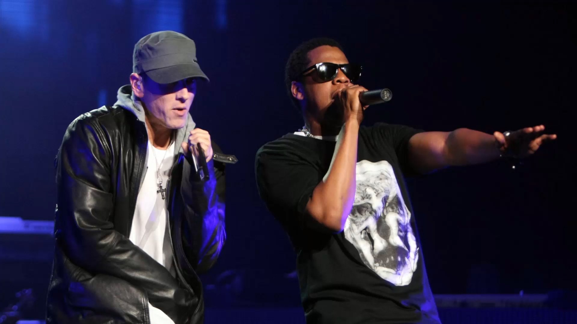 Eminem ties Jay-Z for 'Billboard' Top 10 Count