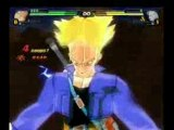 Trunks vs Meca Freezer