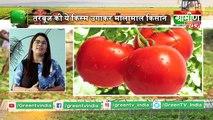 Watermelon की ये किस्म उगाकर मालामाल किसान - Kisan Bulletin 16 May 2019 | Green TV