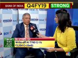 Bank of India on Q4 performance & trajectory going forward