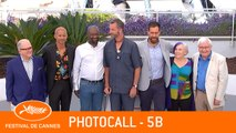 5B - Photocall - Cannes 2019 - VF