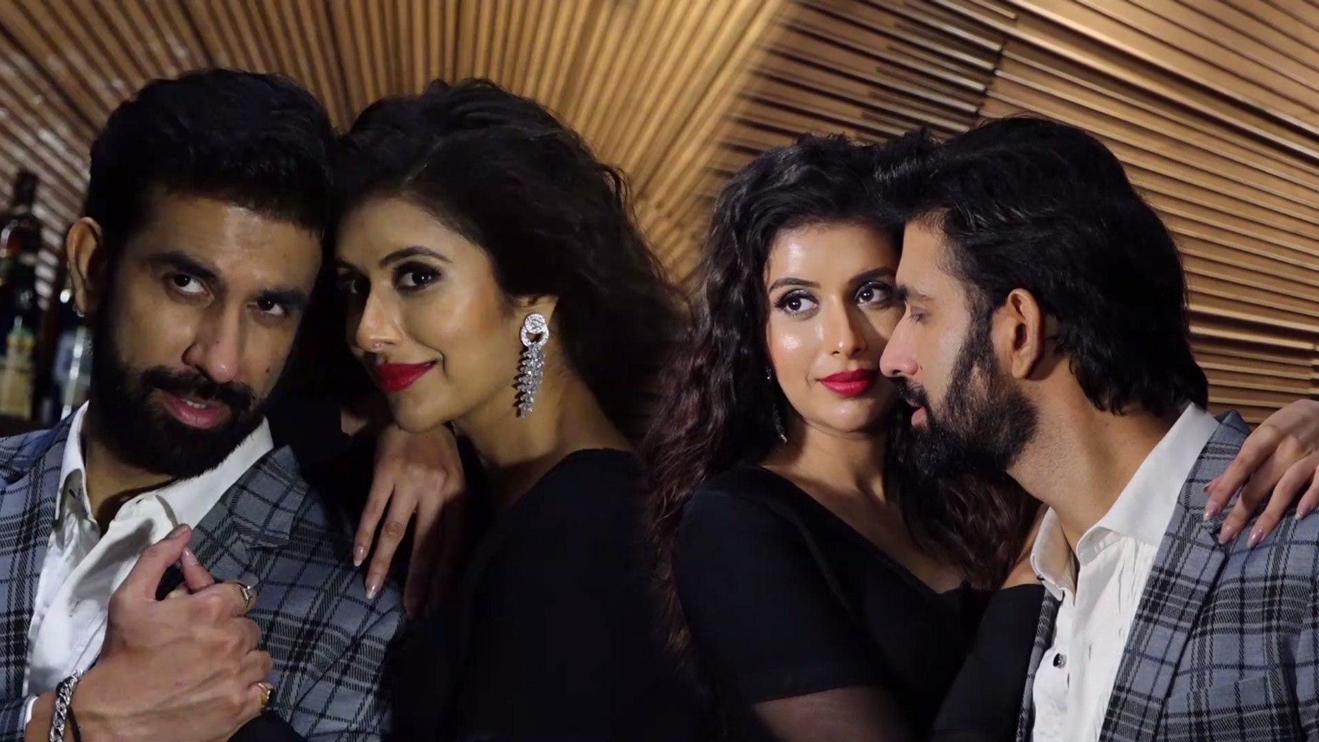 TV Actress Charu Asopa & Rajeev Sen B0LD & H0T Pre Wedding Photoshoot