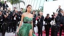 PHOTOS. Cannes 2019 : Melissa Satta, une starlette italienne, a laissé entrevoir sa culotte sur le tapis rouge