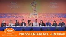 BACURAU - Press conference - Cannes 2019 - EV.mp4