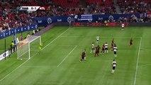 Un joli triple arrêt en MLS