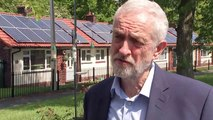 Corbyn: 'I'm looking forward to next Tory leader'