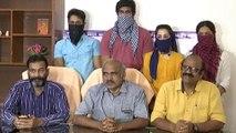 Romantic Criminals Movie Team Press Meet   Manoj Nandam   Sai Gayatri   Sunil Kumar Reddy