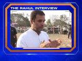 Rahul Gandhi Exclusive Interview on India News, बीजेपी और नरेंद्र मोदी हार रहे है