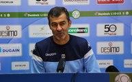 "Estac-AC Ajaccio⎥Rui Almeida : ""l'objectif de finir avec 73 points."""