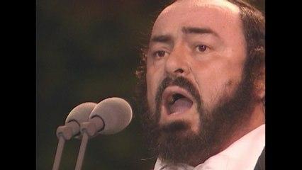 Luciano Pavarotti - La mia canzone al vento