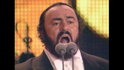 Luciano Pavarotti - Occhi di fata (Arr. Mancini)