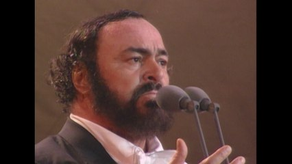 """Luciano Pavarotti - Puccini: Turandot: """"Nessun dorma!"""""""