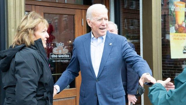 Biden Widens Lead Over Dem Field in 2020 Race