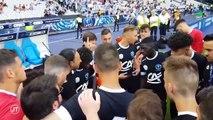 Tours FC : les adieux au foot professionnel ?