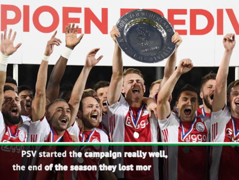 Ajax deserved to win Eredivisie title - Stam