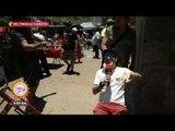 """¡Sajid estuvo en el """"Trocadero"""", un bazar de antigüedades!   Sale el Sol"""