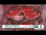 Obra de Rufino Tamayo es vendida en 4.9 millones de dólares | Noticias con Francisco Zea