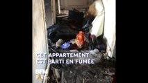 Un appartement ravagé à Asnières à cause… d'une trottinette électrique