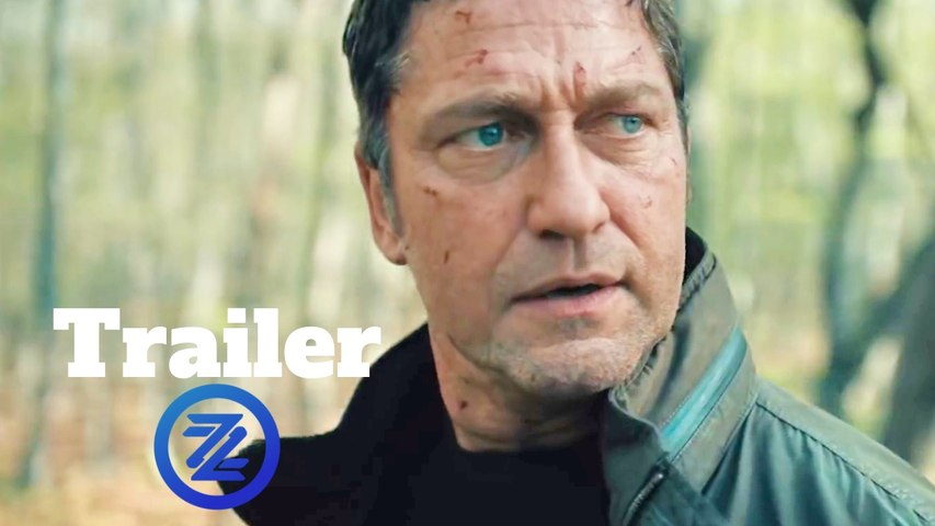Angel Has Fallen Trailer #1 (2019) Gerard Butler, Morgan Freeman Action Movie HD