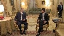 Conte chiede ad Haftar di far tacere le armi